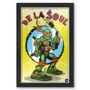 De La Soul Teenage Mutant Ninja Turtles Nike SB Dunk Illustration