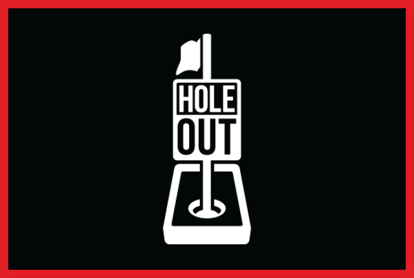 Hole Out Golfing Golf Tailgate Tailgating