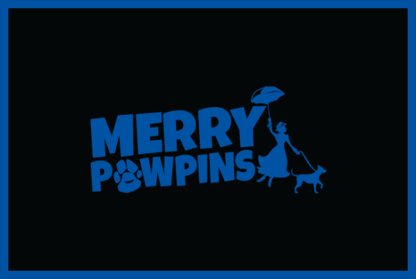 Merry Pawpins Dog Walking