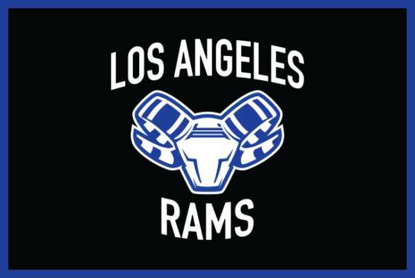 Los Angeles Rams NFL Football