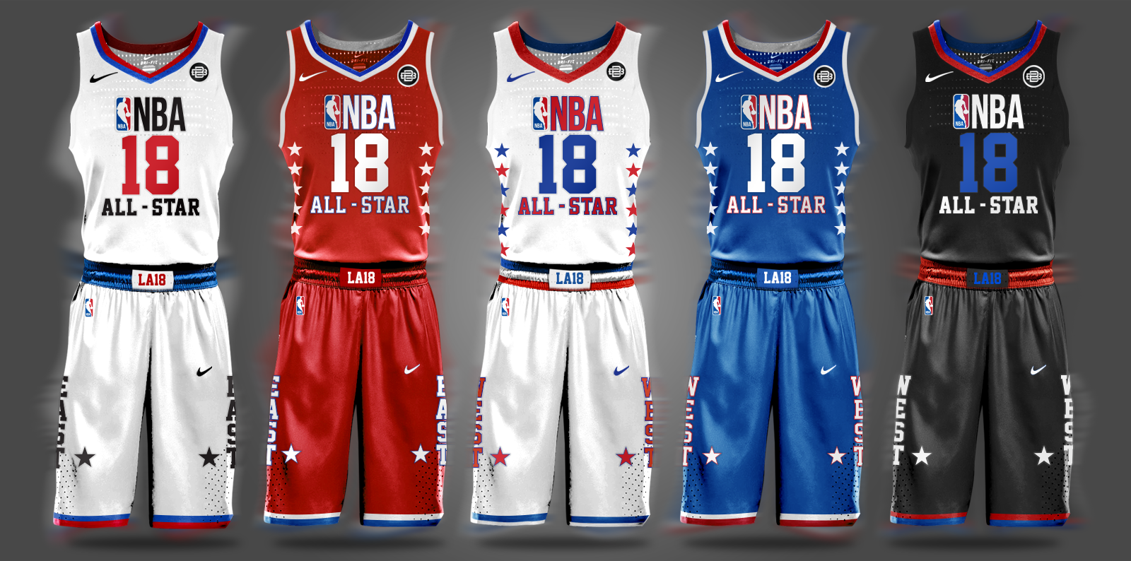 premium selection 47bbb efe95 NBA and Nike getting rid of traditional home and road ...