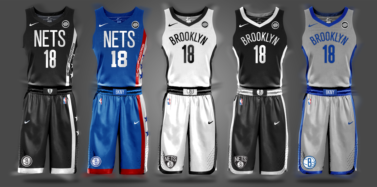 huge selection of 51308 a5399 NBA Nike Uniform Concepts - I Am Brian Begley
