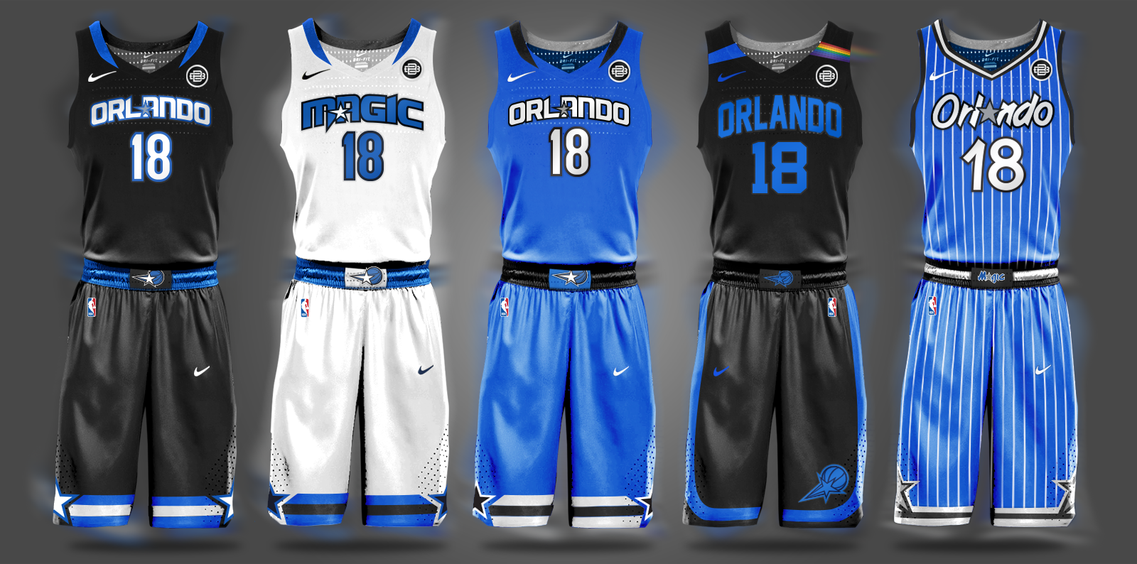 huge selection of 45895 3411e NBA Nike Uniform Concepts - I Am Brian Begley