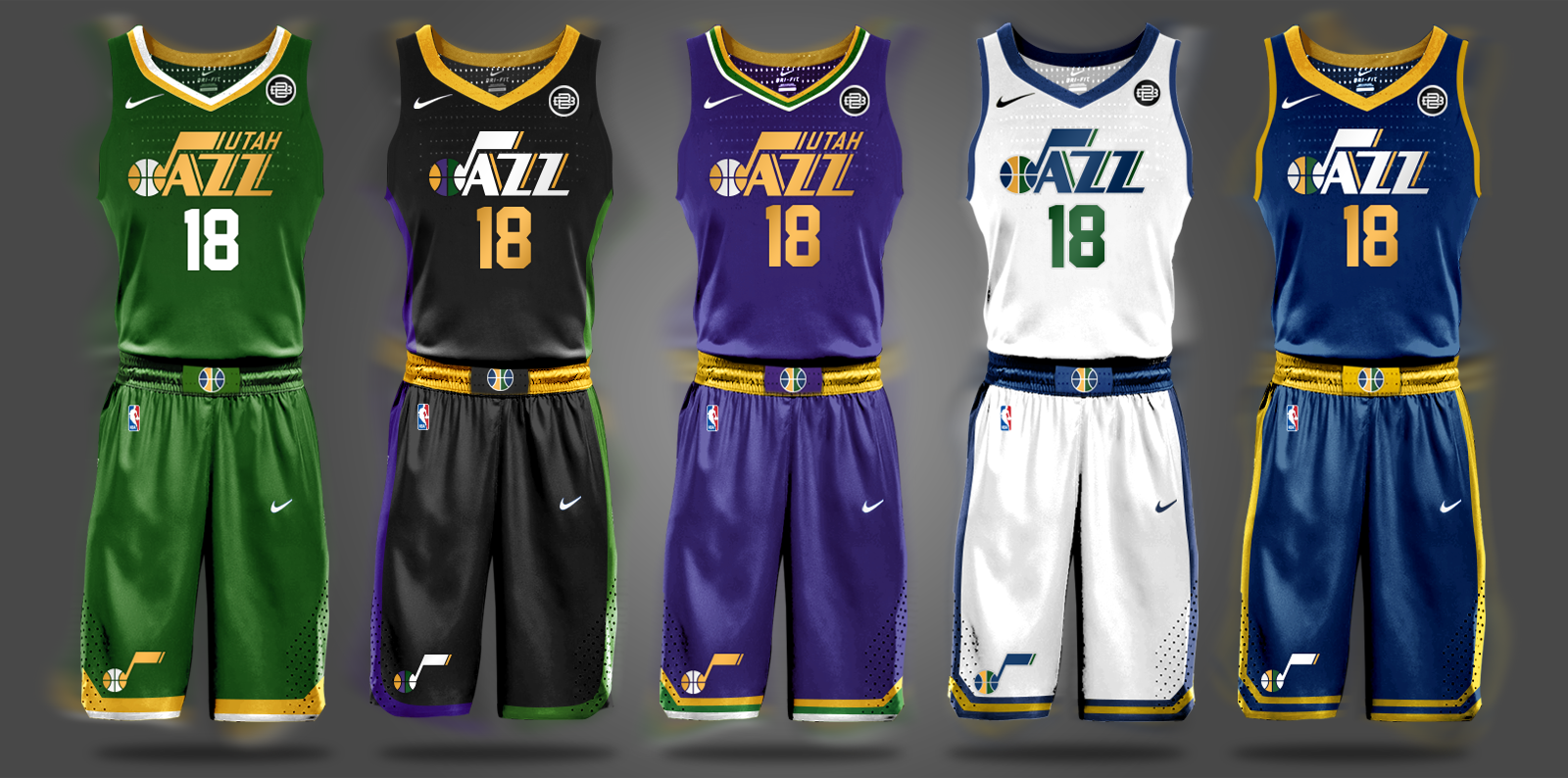 9ad595f7458 New Nike Uniforms  How Bad Are They Going To Look