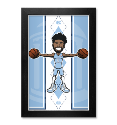 Joel Berry II UNC Tarheels North Carolina Nike Jordan