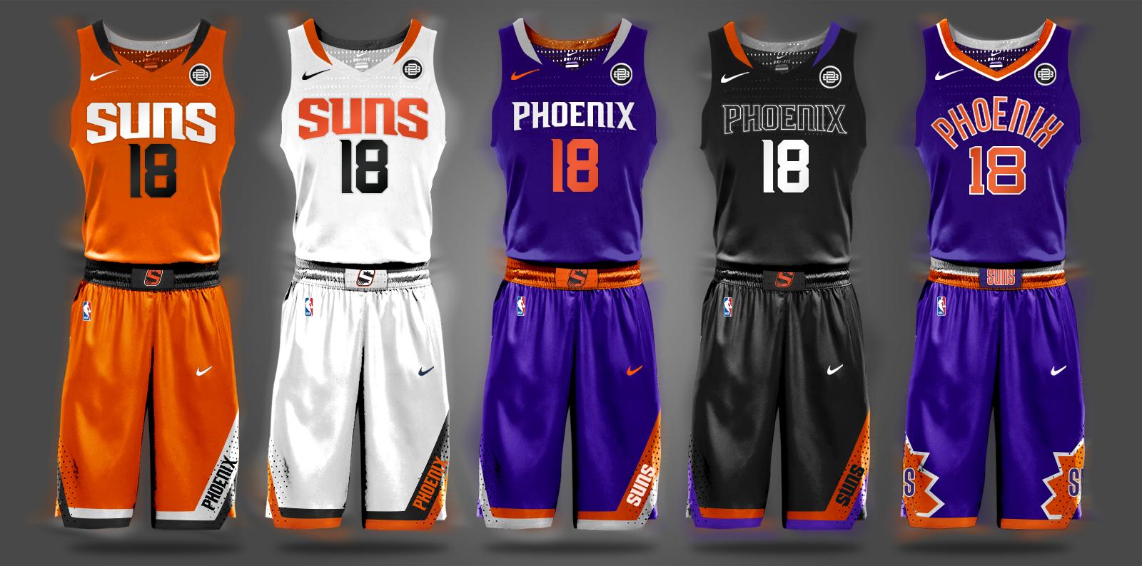 NBA Nike Uniform Concepts - I Am Brian Begley