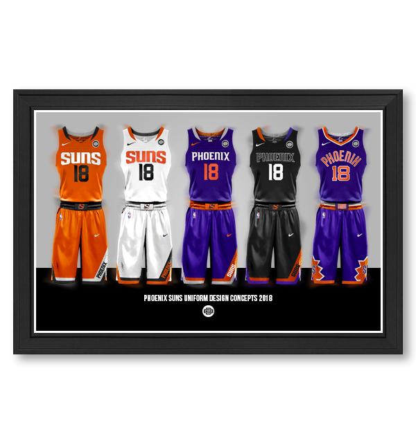 Phoenix Suns Nike Nba Free Agency Summer League Devin Booker Eric Bledsoe Arizona Throwback I Am Brian Begley